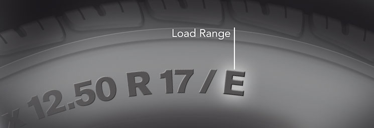 Tire Load Range